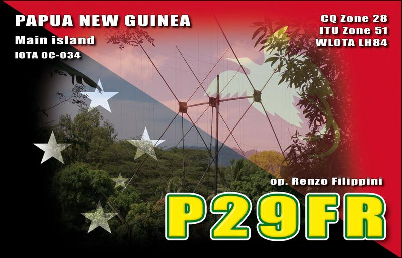 QSL image for P29FR