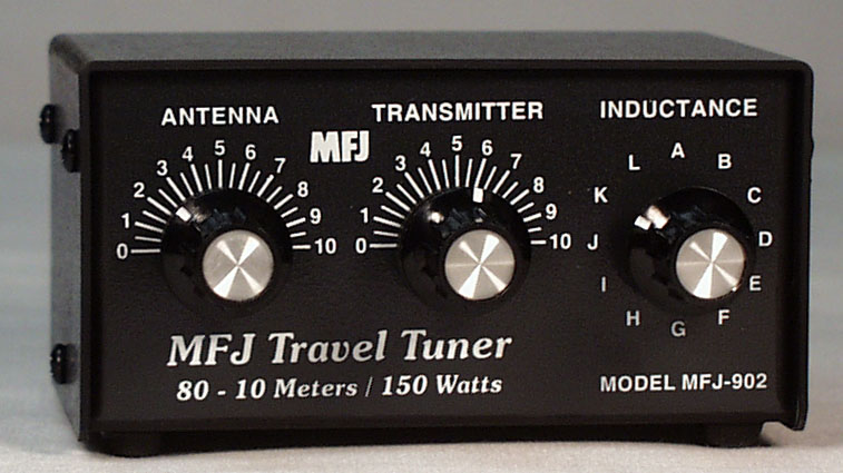 The MFJ-902 is a well built,