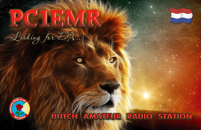 QSL image for PC1EMR