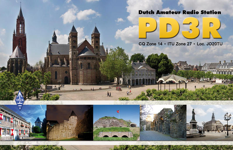 QSL image for PD3R