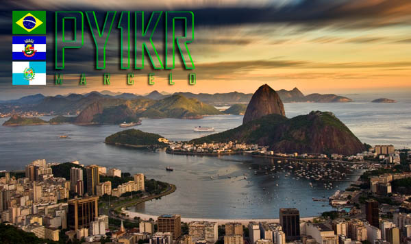 QSL image for PY1KR