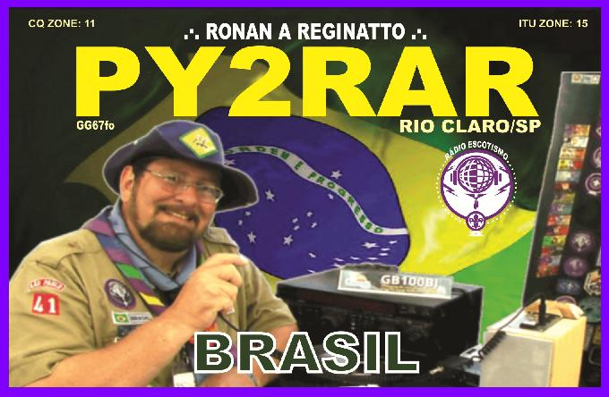 QSL image for PY2RAR