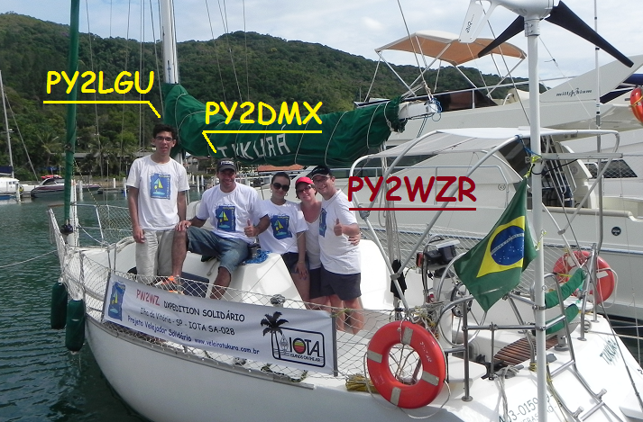 QSL image for PY2WZR