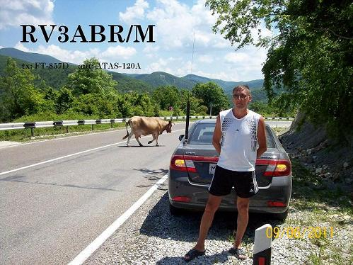 QSL image for RV3ABR