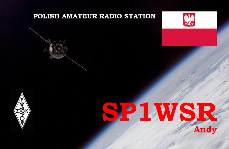 QSL image for SP1WSR