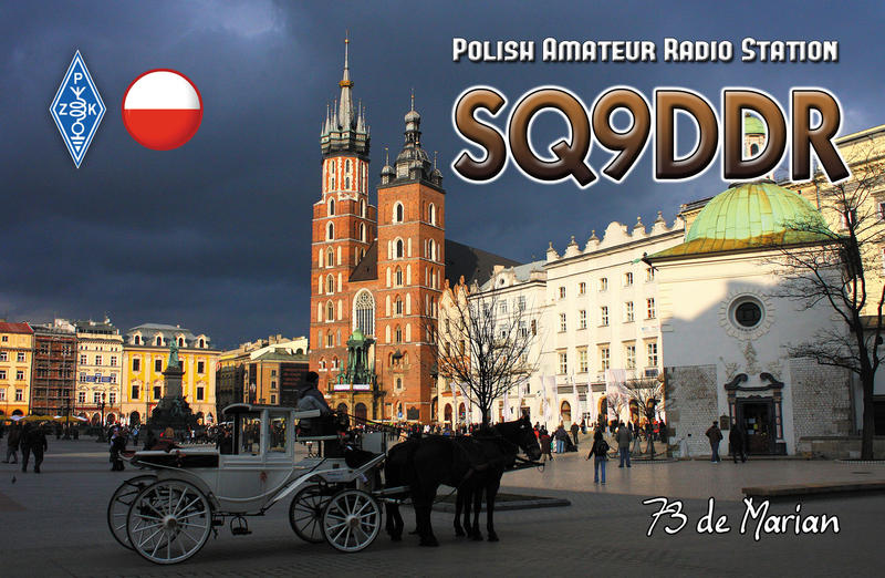 QSL image for SQ9DDR