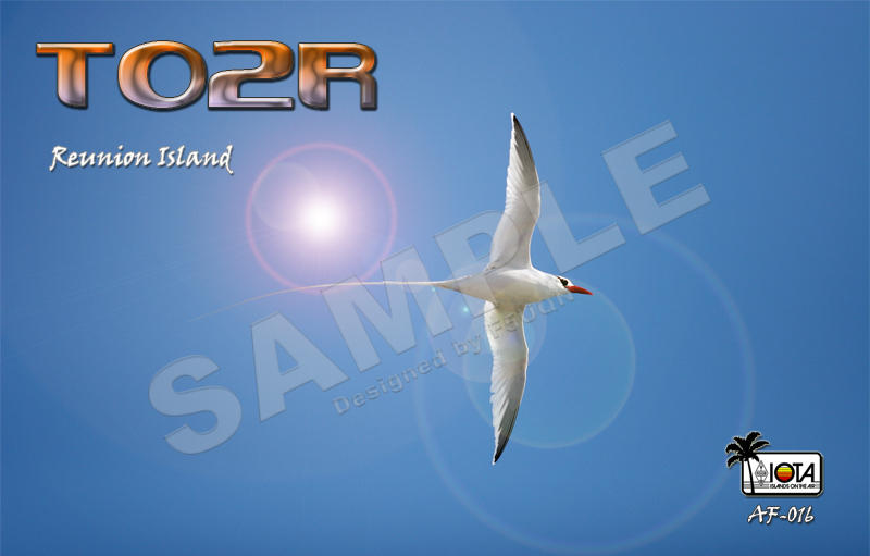 QSL image for TO2R