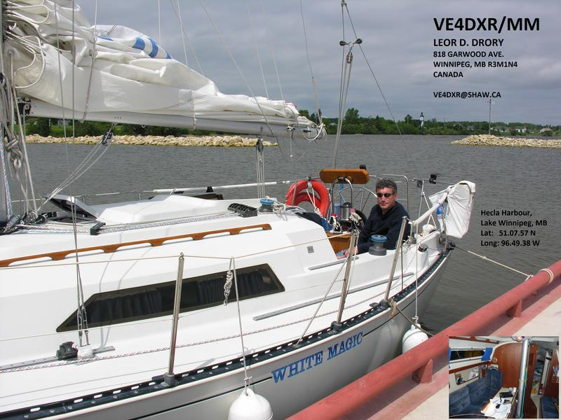 QSL image for VE4DXR