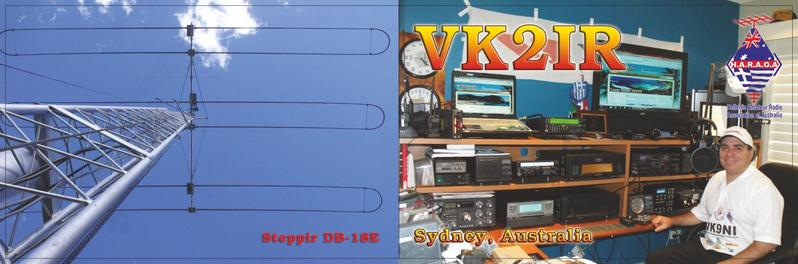 QSL image for VK2IR