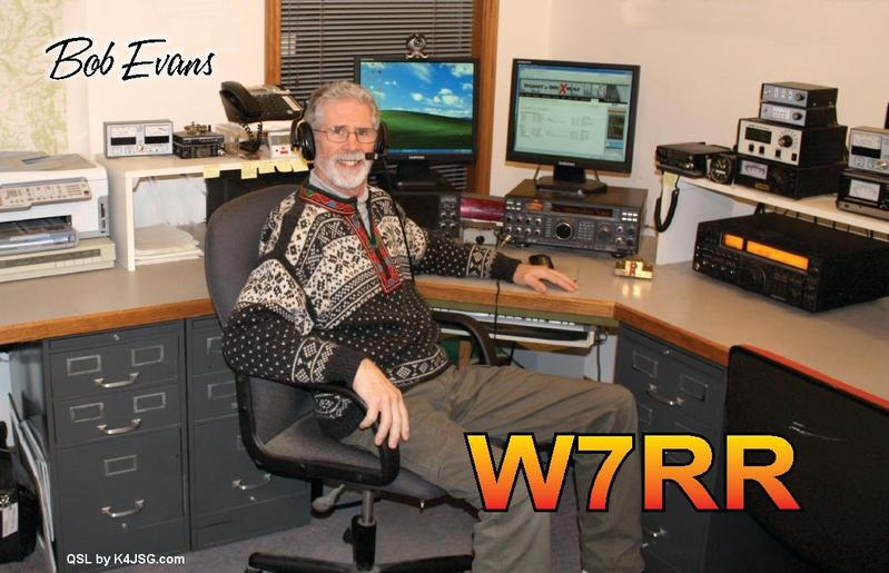 QSL image for W7RR