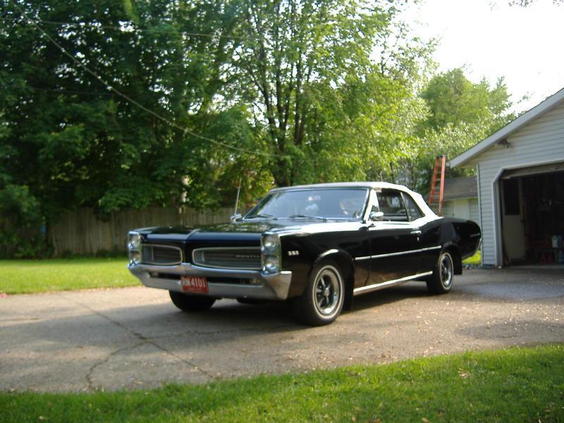 1966 Pontiac LeMans.all original