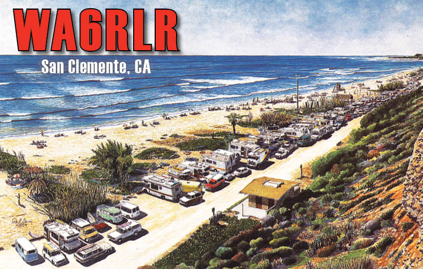 QSL image for WA6RLR