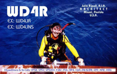 QSL image for WD4R