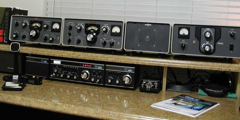 Ops Position 3 Vintage Radios Most Used The Collins S