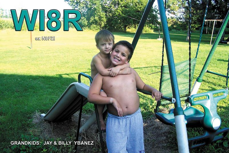 QSL image for WI8R