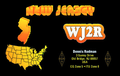 QSL image for WJ2R