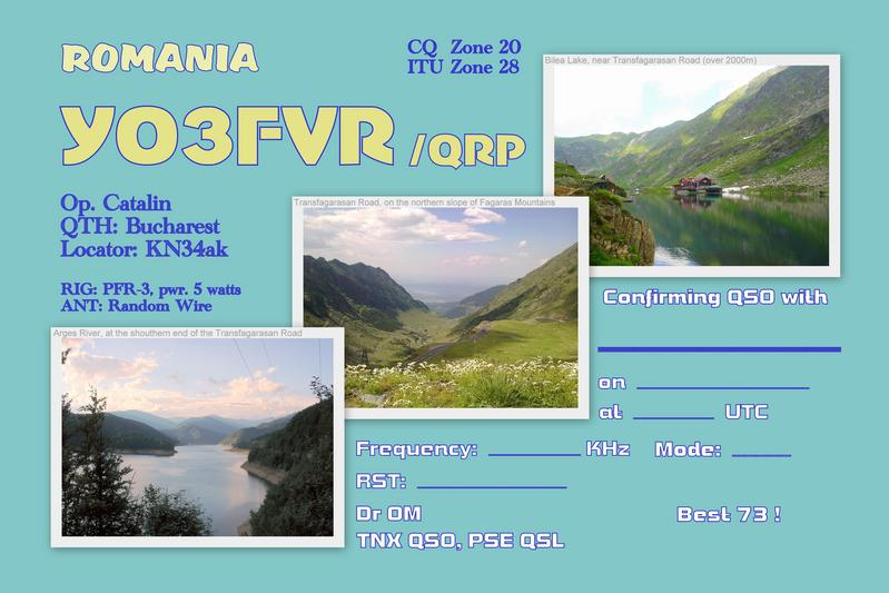 QSL image for YO3FVR