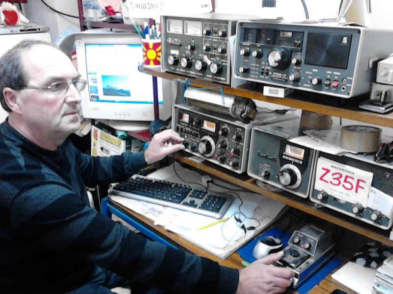 QSL image for Z320R