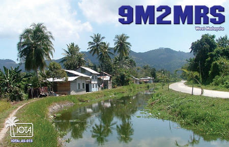 QSL image for 9M2MRS