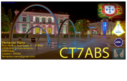 QSL image for CT7ABS