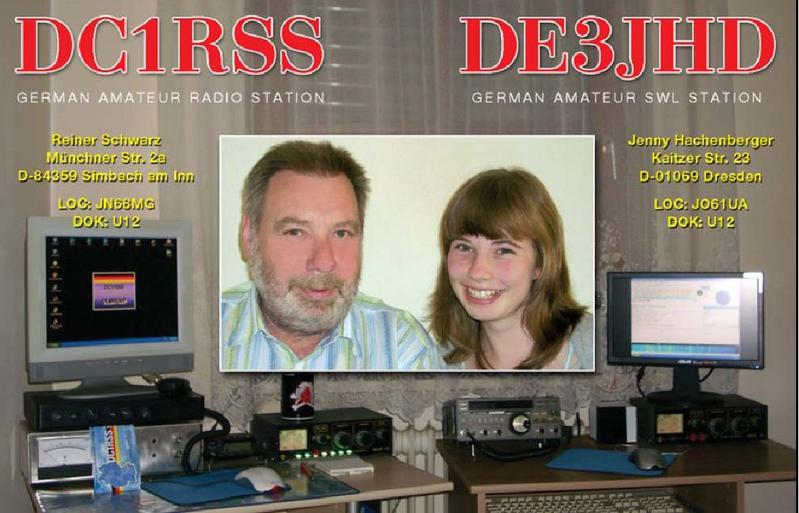 QSL image for DC1RSS