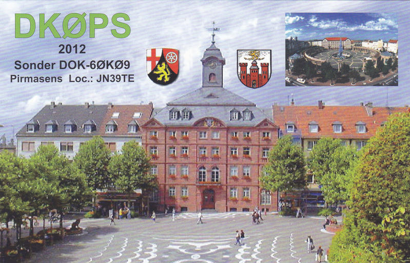 QSL image for DK0PS