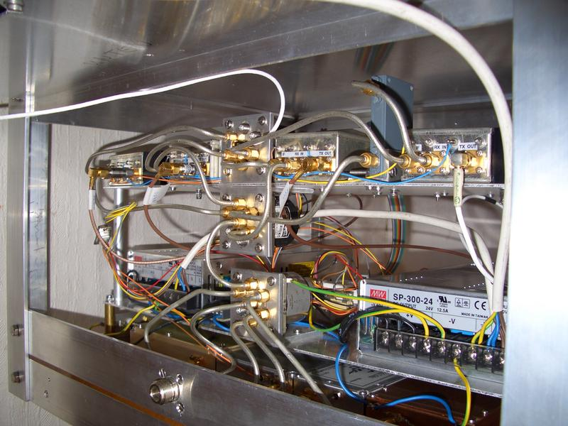4 Band Microwave Transverter