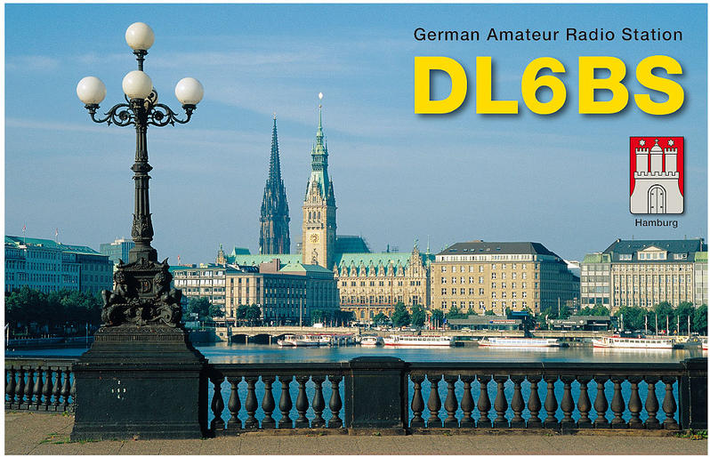 QSL image for DL6BS