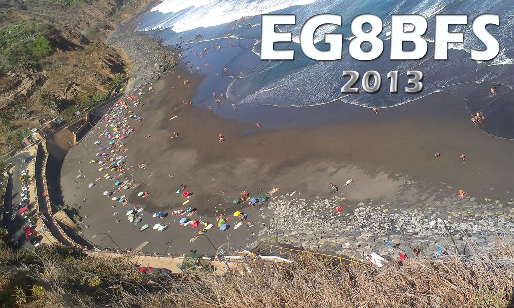 QSL image for EG8BFS