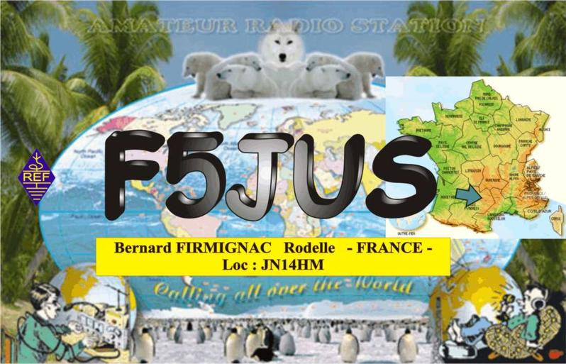 QSL image for F5JUS