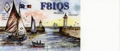 QSL image for F8IQS
