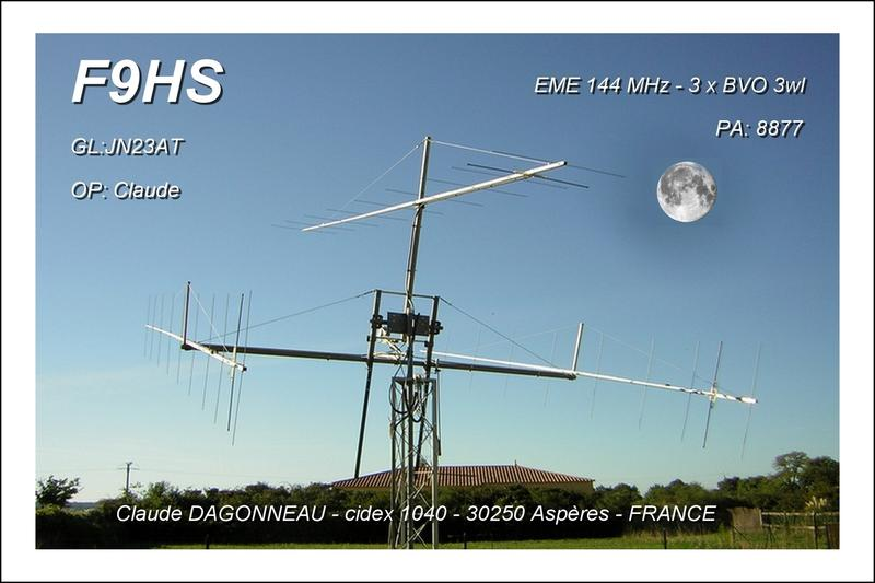 QSL image for F9HS