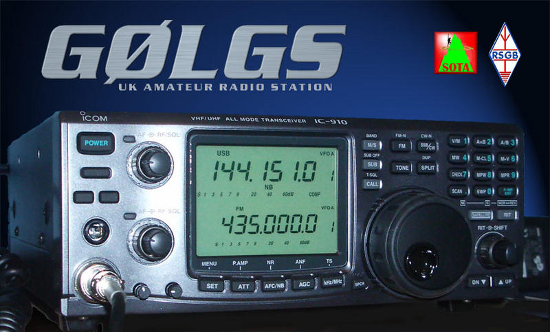 QSL image for G0LGS