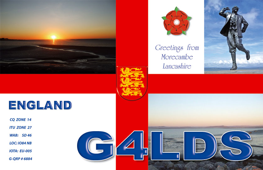 QSL image for G4LDS