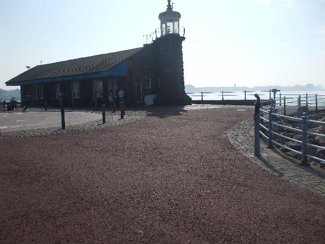 When Im portable for Lightouse on the Air, Morecambe Stone jetty, Lat 54' 5'0 N  Long 002' 53.0 W,