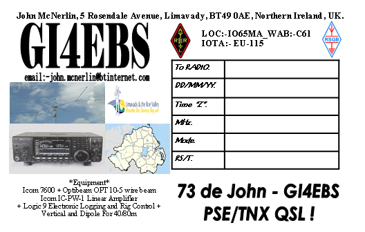 QSL image for GI4EBS