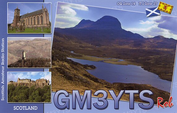 QSL image for GM3YTS