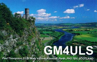 QSL image for GM4ULS