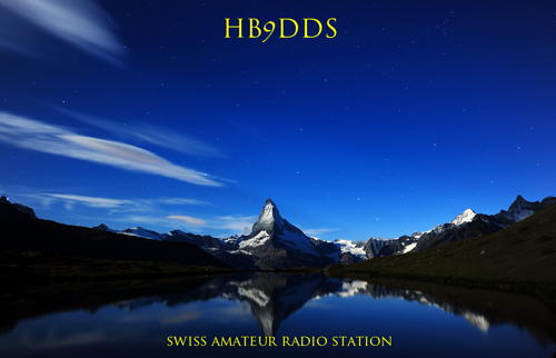 QSL image for HB9DDS