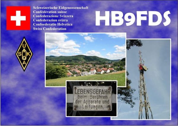 QSL image for HB9FDS