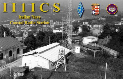 QSL image for II1ICS