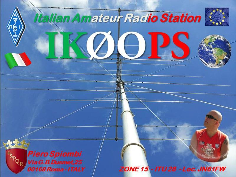 QSL image for IK0OPS