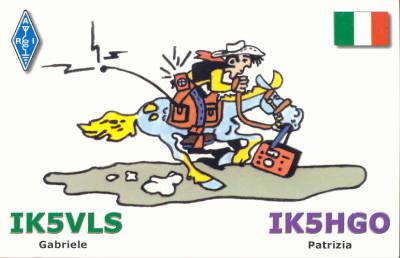 QSL image for IK5VLS