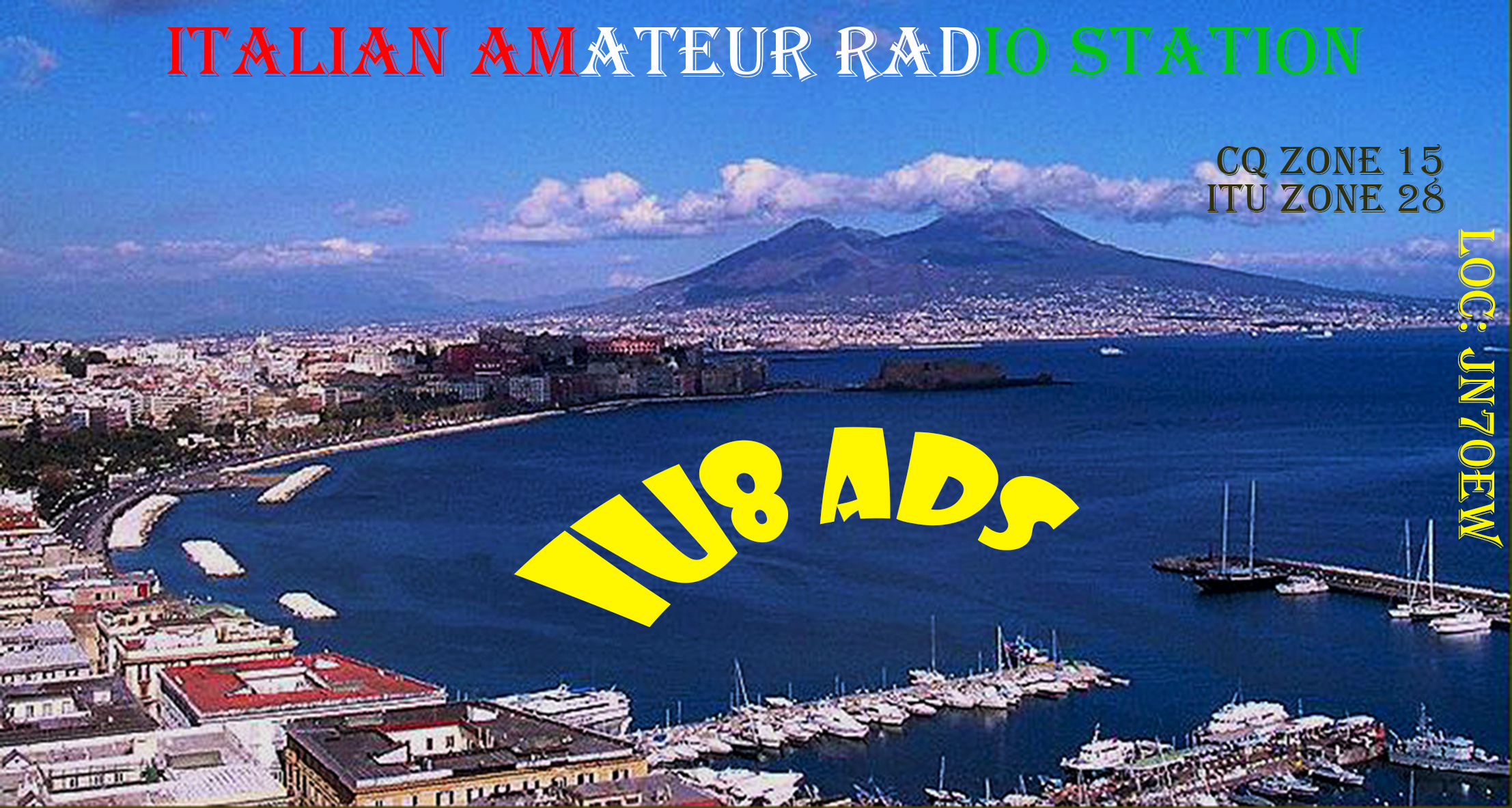 QSL image for IU8ADS