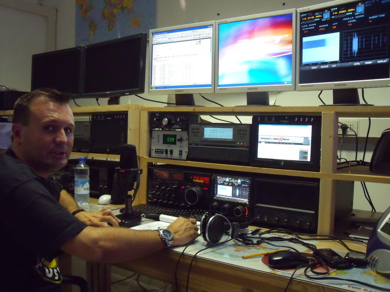 QSL image for IW1DQS