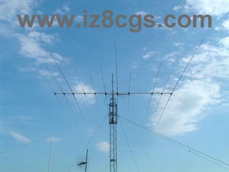 QSL image for IZ8CGS