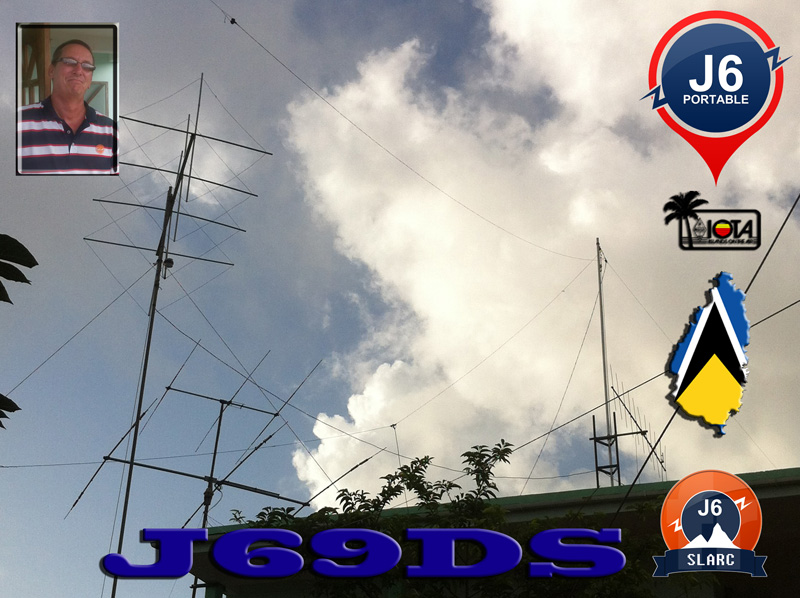 QSL image for J69DS