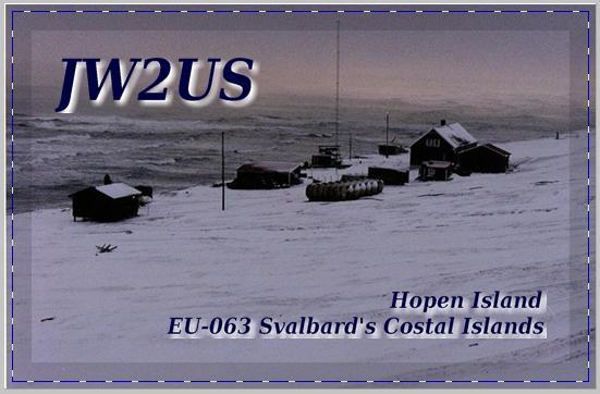 Hopen Island Meteo Station