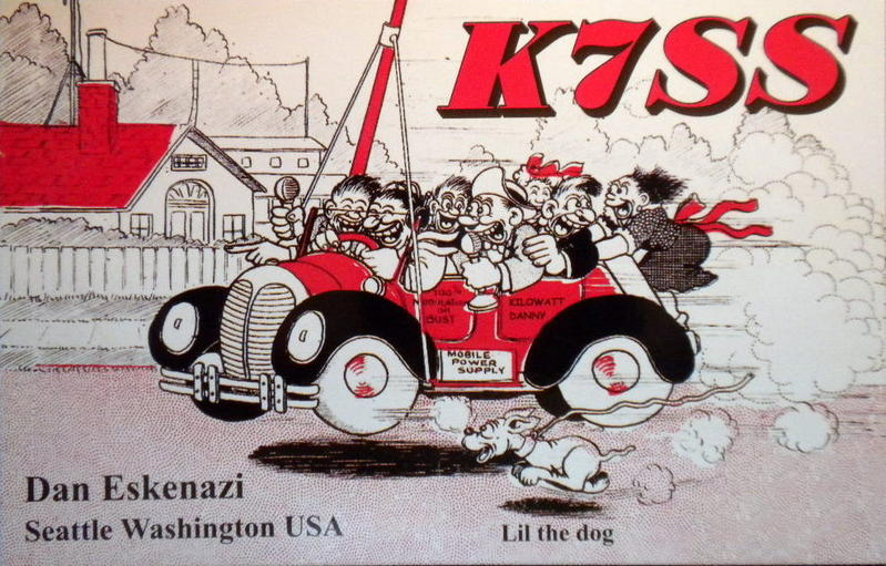 QSL image for K7SS