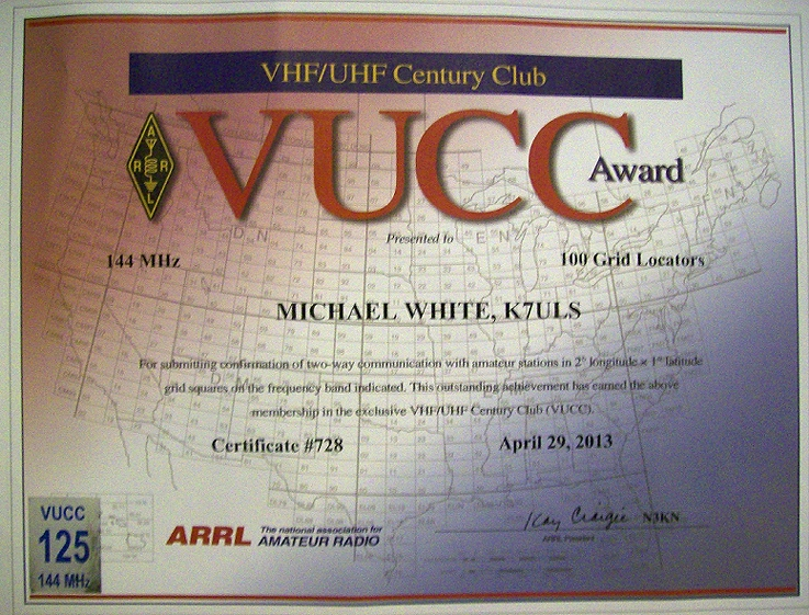 VUCC 144